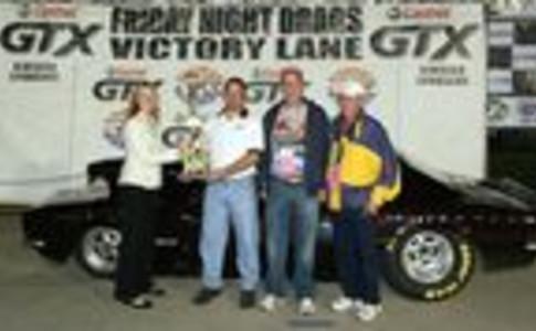 Sisk Chevy Pro Winner