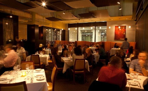 Restaurant Eugene Main Dining Room
