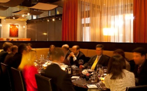 Restaurant Eugene Private Dining_Orchid Room