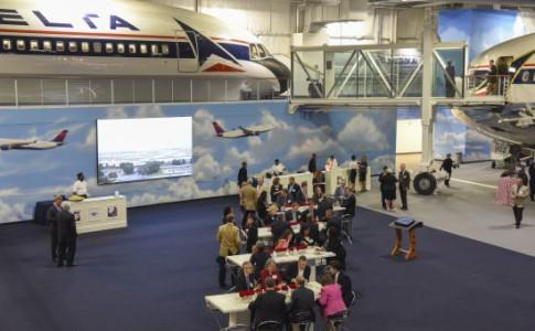 Delta Flight Museum 5