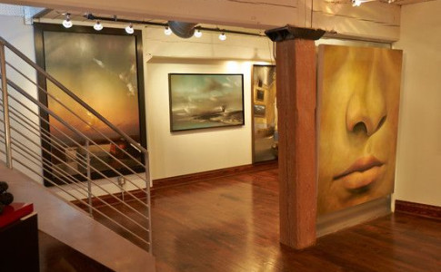 Besharat Art Gallery  4