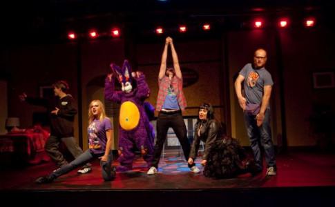 Dads Garage Theatre Company