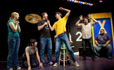 Dads Garage Theatre Company 4