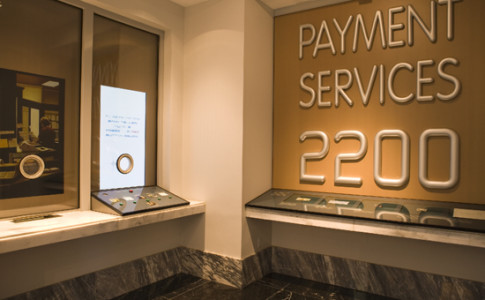 Federal Bank Money Museum 5