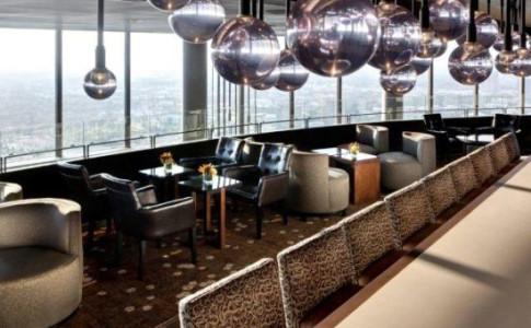 Sun Dial Restaurant, Bar and View