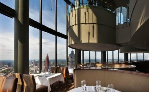 Sun Dial Restaurant, Bar and View 4