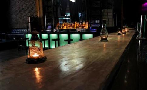 Barroom Bars