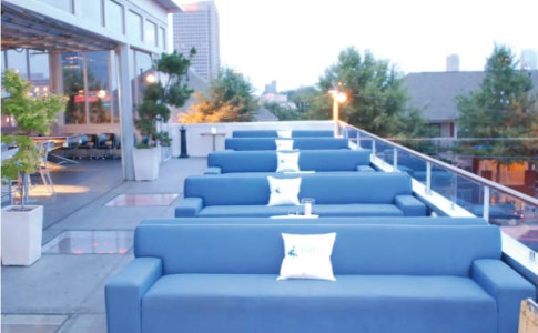 Skydeck Couches