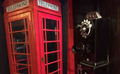 RPB Phone Booth