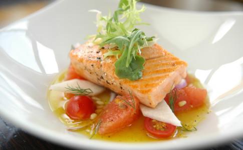 Sauteed Salmon