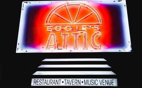 Eddies Attic 6