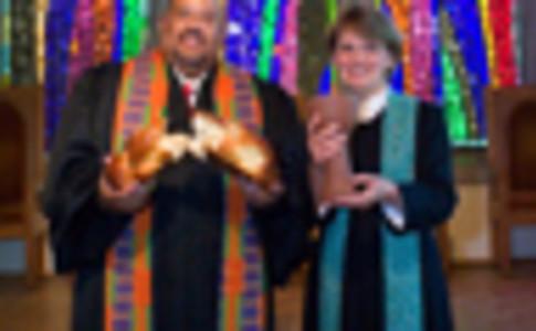 Communion at CTS