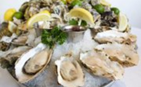 Delicious, Cold Oysters