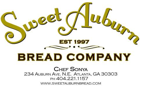Sweet Auburn Business Card