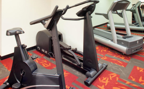 During your stay at Residence Inn Atlanta Buckhead, continue your normal exercise regimen in our fit