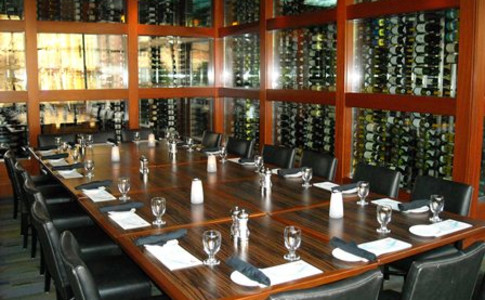 Private Dining Space / Wine Room