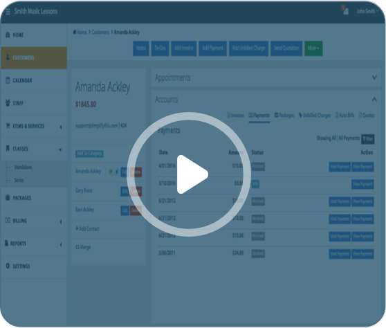 web based appointment scheduling software