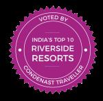 Amanvana Spa - Luxury Resort in Coorg badge