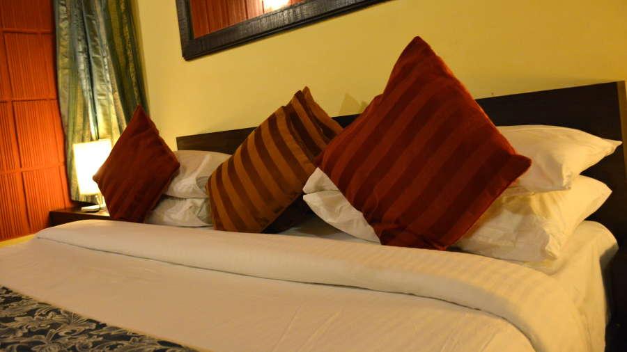 Kadkani Riverside Resorts, Coorg Coorg Den Room Kadkani Riverside Resort Coorg 14