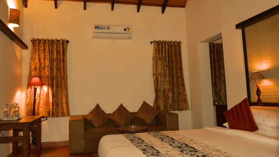 Kadkani Riverside Resorts, Coorg Coorg Deluxe Rooms- Cottage Kadkani Riverside Resort Coorg 3