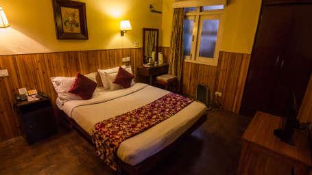 Standard Room 2 Central Heritage Darjeeling Central Hotels