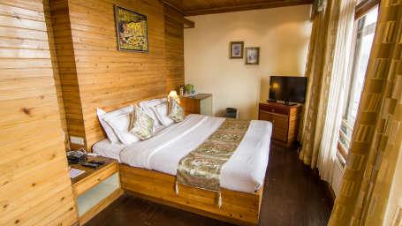Suite of Central Heritage Darjeeling Central Hotels