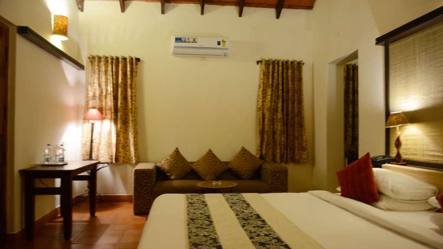 Kadkani Riverside Resorts, Coorg Coorg Deluxe Rooms- Cottage Kadkani Riverside Resort Coorg 1