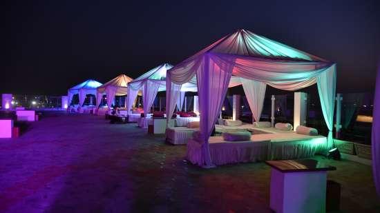 the upper deck event venue banquets weddings orchid hotel - five star ecotel hotel 2 ndz2vx