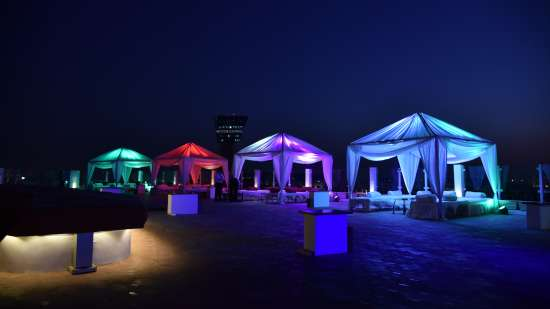 the upper deck event venue banquets weddings orchid hotel - five star ecotel hotel 1 qevy4g