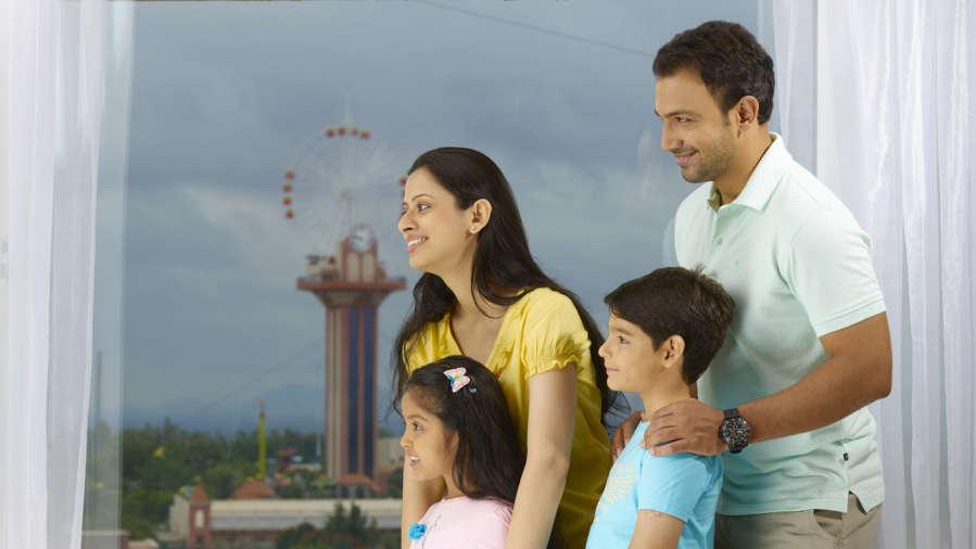 Wonderla Amusement Parks & Resort  executive rooms 2 wonderla resorts bangalore