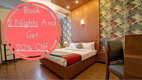 Hotel PR Residency Amritsar Book Two Nights And Get 20 Off