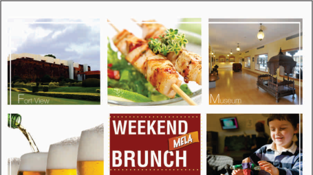 Fort JadhavGADH Pune C2C Weekend Brunch 3 x 6