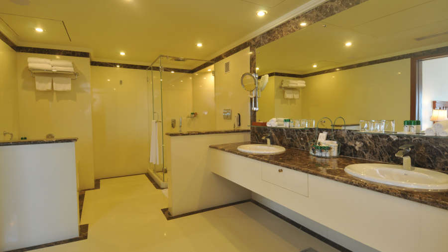 Bathroom - Orchid Mayflower Suite at The Orchid Hotel Mumbai