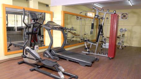 Maple Suites Serviced Apartments, Bangalore Bangalore Gym Maple Suites Serviced Apartments Bangalore