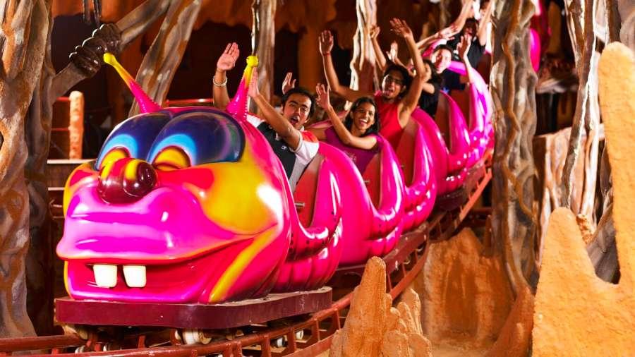 Wonderla Amusement Park Bangalore Bangalore dry rides gigantic termite 4 wonderla amusement parks bangalore
