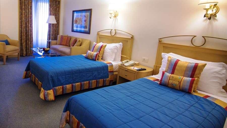 The Orchid - Five Star Ecotel Hotel Mumbai Orchid Deluxe Twin Room at The Orchid Hotel Mumbai