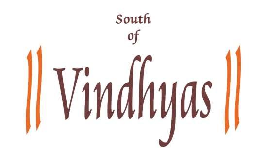 Logo of South of Vindhyas restaurant at the orchid hotel mumbai vile parle - 5 star hotel near mumbai airport
