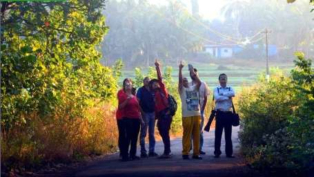 Wild Woods Spa & Resort Udupi Bird Watching