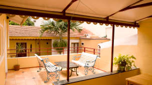 Hotel Casa Cottage, Bangalore Bangalore Casa Cottage - Hotel in Bangalore - Centrally Located - Bed and Breakfast - Heritage Hotel- Quiet Hotel Bangalore - Richmond Town - 9