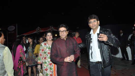 The Orchid - Five Star Ecotel Hotel Mumbai Raj Thackeray at The Orchid Hotel Mumbai