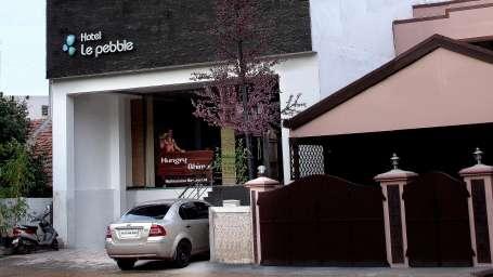 VITS Le Pebble, Tirupur Tirupur Exterior of VITS Le Pebble Tirupur