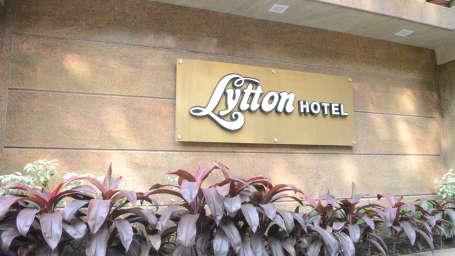 Lytton Hotel, Kolkatta Kolkata Facade Lytton Hotel Kolkata 2