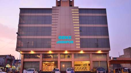 GenX Hotels India  GenX Jodhpur Hotel