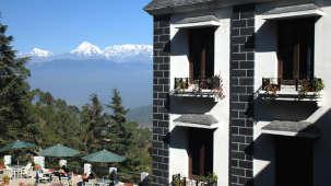 Leisure Hotels  large-kausani-hotel-sun-n-snow