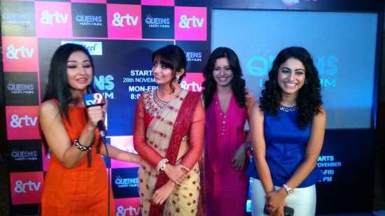 The Orchid - Five Star Ecotel Hotel Mumbai Queens Hai Hum Screening The Orchid Hotel Mumbai