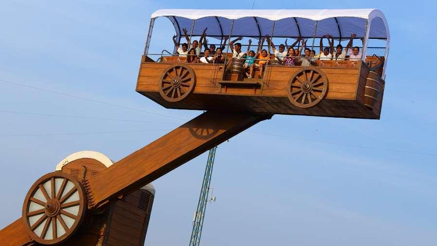 Wonderla Amusement Park Bangalore Bangalore dry rides crazy wagon 1 wonderla amusement parks bangalore