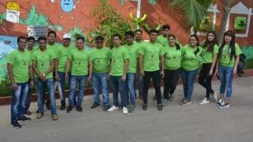 Enviornment Day Activity 2018, The Orchid Hotel, Environment Friendly Hotels In Pune 2