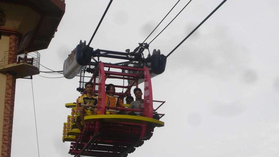 Wonderla Amusement Park Bangalore Bangalore dry rides hang glider 1 wonderla amusement parks bangalore