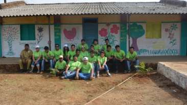Enviornment Day Activity 2018, The Orchid Hotel, Environment Friendly Hotels In Pune 5