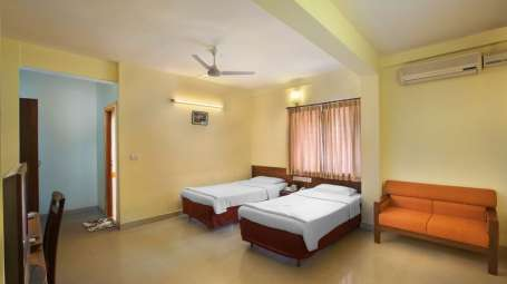 City Living Apartments Bengaluru Twin Bedroom 2 City Living Apartments Bangalore